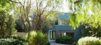 دکوراسیون زیبای منزل بازیگر مشهور در مالیبو (عکس)