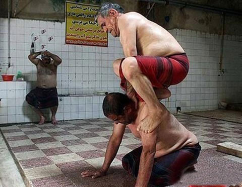 عکس های خنده دار و بسیار جالب از سوژه های ایرانی