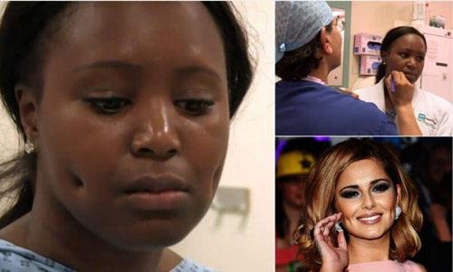 جراحی عجیب این خانم برای شباهت به خواننده محبوب