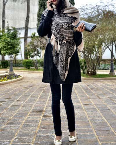 دختران تهرانی با تیپ های فشن و امروزی (عکس)