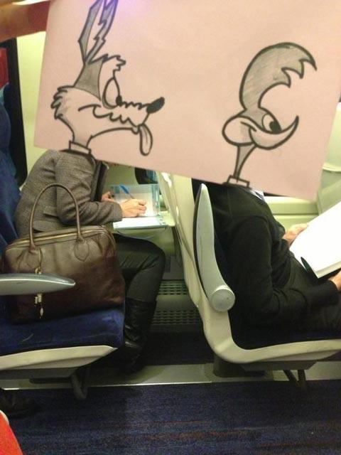 از خلاقیت خود در اوقات بیکاری استفاده کنید (عکس)