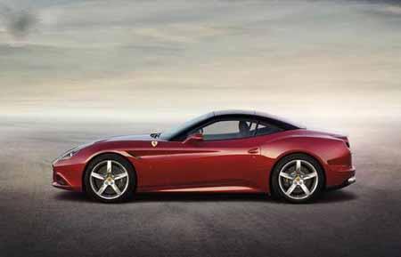 اتومبیل فراری مدل کالیفرنیا تی 2015 (عکس)