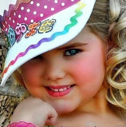 عکس هایی از زیباترین دختر بچه آمریکایی تبار