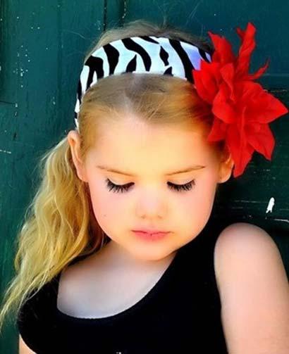 عکس دختر خوشگل آمریکایی