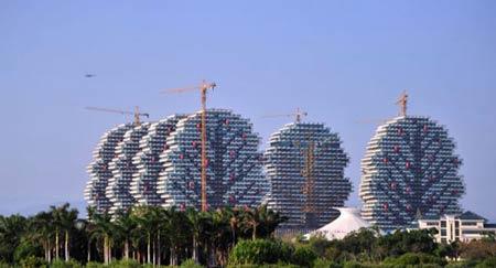 هتلی که به شکل لگو ساخته شده است! (عکس)
