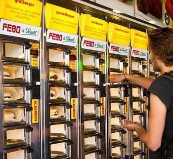 دستگاه های فروش عجیب ولی جالب! (عکس)