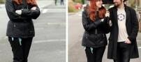 این خانم 26 ساله به باران حساسیت دارد! (عکس)