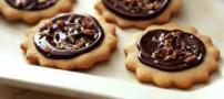 شیرینی شکلاتی و طرز تهیه آن