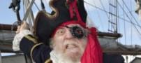 آیا می دانید چرا دزدان دریایی چشم بند دارند؟