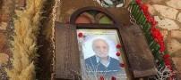 زیباترین و با صفاترین قبر ایرانی در دماوند (عکس)