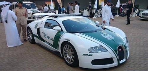 باورتون میشه ماشین پلیس عرب ها این شکلی باشه؟