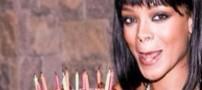 عکس هایی از جشن تولد 26 سالگی ریحانا
