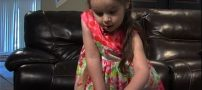 دختر بچه 3 ساله دارای ضریب هوشی انیشتن