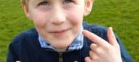 این پسر بچه دندانش را با بالگرد از جا در آورد!! (عکس)