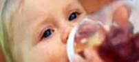 به نوزاد خود آب قند ندهید!