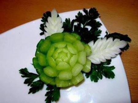 تصاویر بسیار زیبا از میوه آرایی