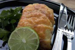 طرز تهیه رول ماهی