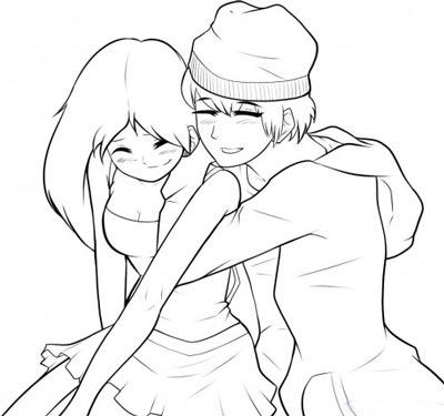 نقاشی های رمانتیک و عاشقانه 2 نفره