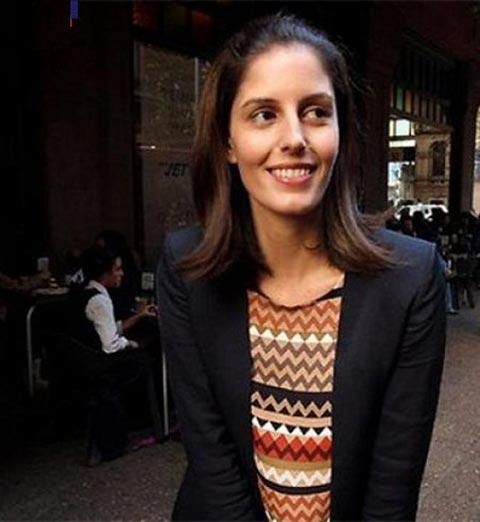 این خانم ثروتمندترین دختر ایرانی است (عکس)