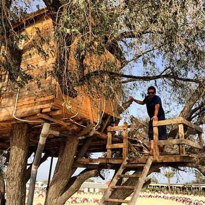 عکس هایی متفاوت از حمید گودرزی