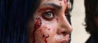 گریم هولناک الناز شاکر دوست در فیلم جدیدش (عکس)
