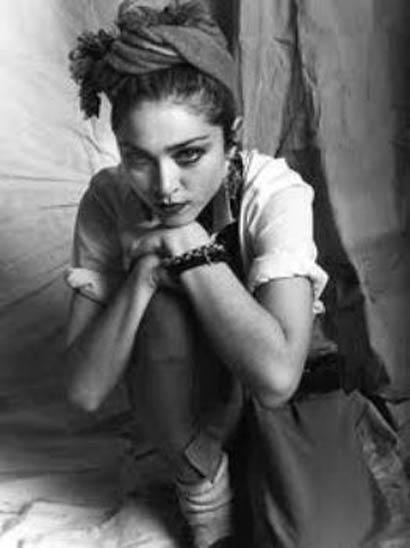 دختر مدونا شبیه دوران جوانی خودش! (عکس)
