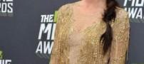 حضور سلنا گومز در مراسم موسیقی لس آنجلس (عکس)