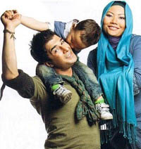علت ازدواج یوسف تیموری با یک دختر تایلندی چیست؟
