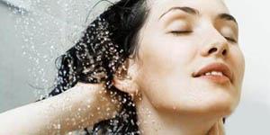 یک روش جدید برای شستن موها