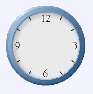 معمای جالب تقسیم ساعت