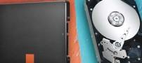 دیسک سخت بهتر است یا دیسک جامد؟