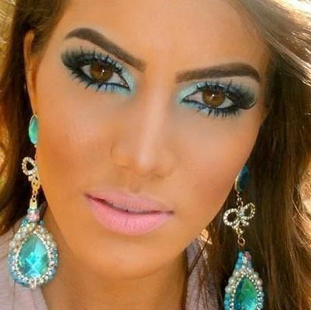 مدل هایی زیبا از میکاپ و آرایش چشم (عکس)