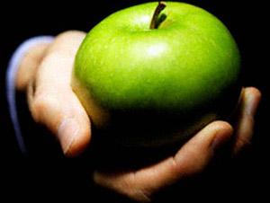 خواص بی نظیر سیب برای کودکان