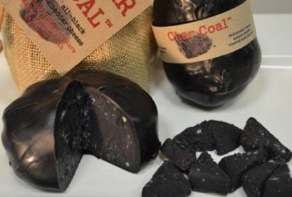 تا حالا پنیر سیاه دیده بودید؟ (عکس)