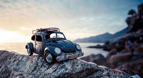 تصاویری جالب و جذاب از ماشین های مینیاتوری (عکس)
