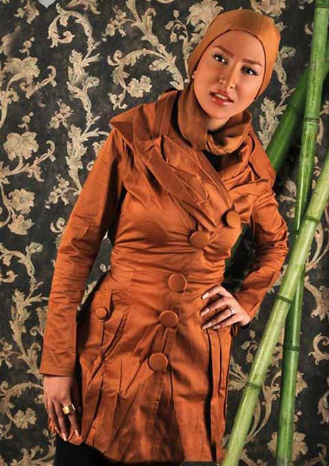 مدل های شیک مانتو دخترانه و زنانه برند ایرانی وست