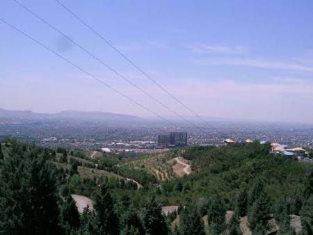 آشنایی با چند پارک جنگلی و دنج ایران (عکس)