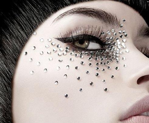 مدل های بسیار زیبا و شلوغ آرایش چشم (عکس)