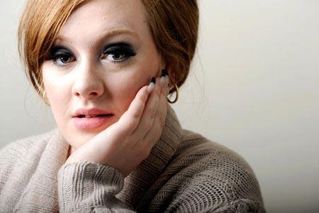 عکس های جدید از ادل، خواننده بریتانیایی