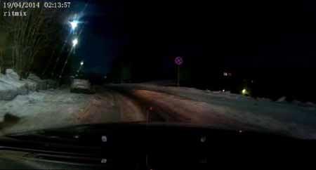 عکس هایی کمیاب از شهاب سنگ مرگبار در راه روسیه