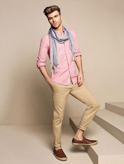 مدل لباس تابستانه شیک مردانه (عکس)
