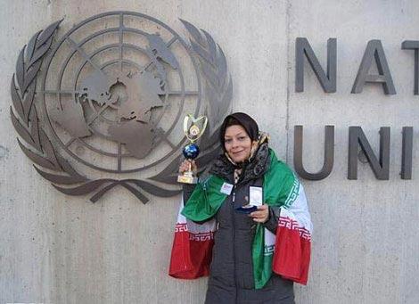 برجسته ترین مخترع زن ایران در سال 2013 (عکس)