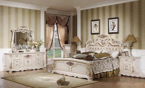 شیک ترین مدل های تختخواب سلطنتی (عکس)