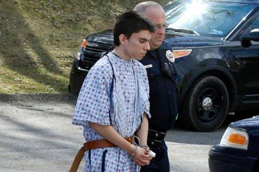 پسر بی رحم  در پی کشتن دیگران است! (عکس)