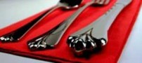 چاقو و چنگال چه زمانی اختراع شد؟