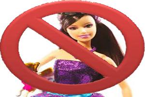 فروش عروسک های باربی ممنوع شد!