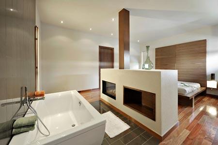 طراحی دکوراسیون داخلی برای اتاق خواب (عکس)