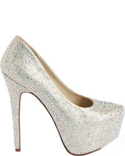مدل های شیک و زیبای کفش عروس (عکس)