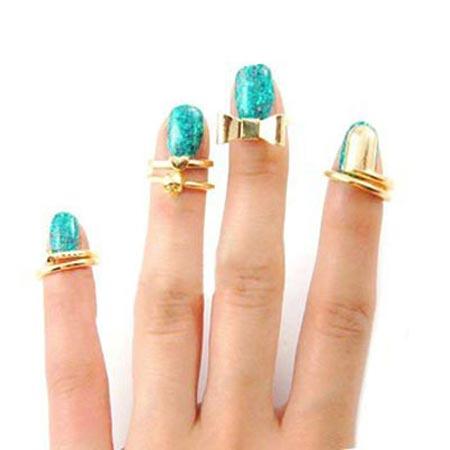 مدل های جدید حلقه میدی رینگ برای خانم ها (عکس)