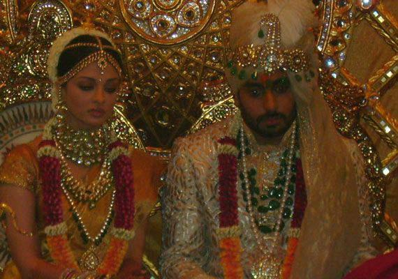 عکسهای ازدواج دو ستاره مشهور سینمای هند